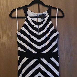 White House Black Market Dresses - Striped maxi dress from White House Black Market